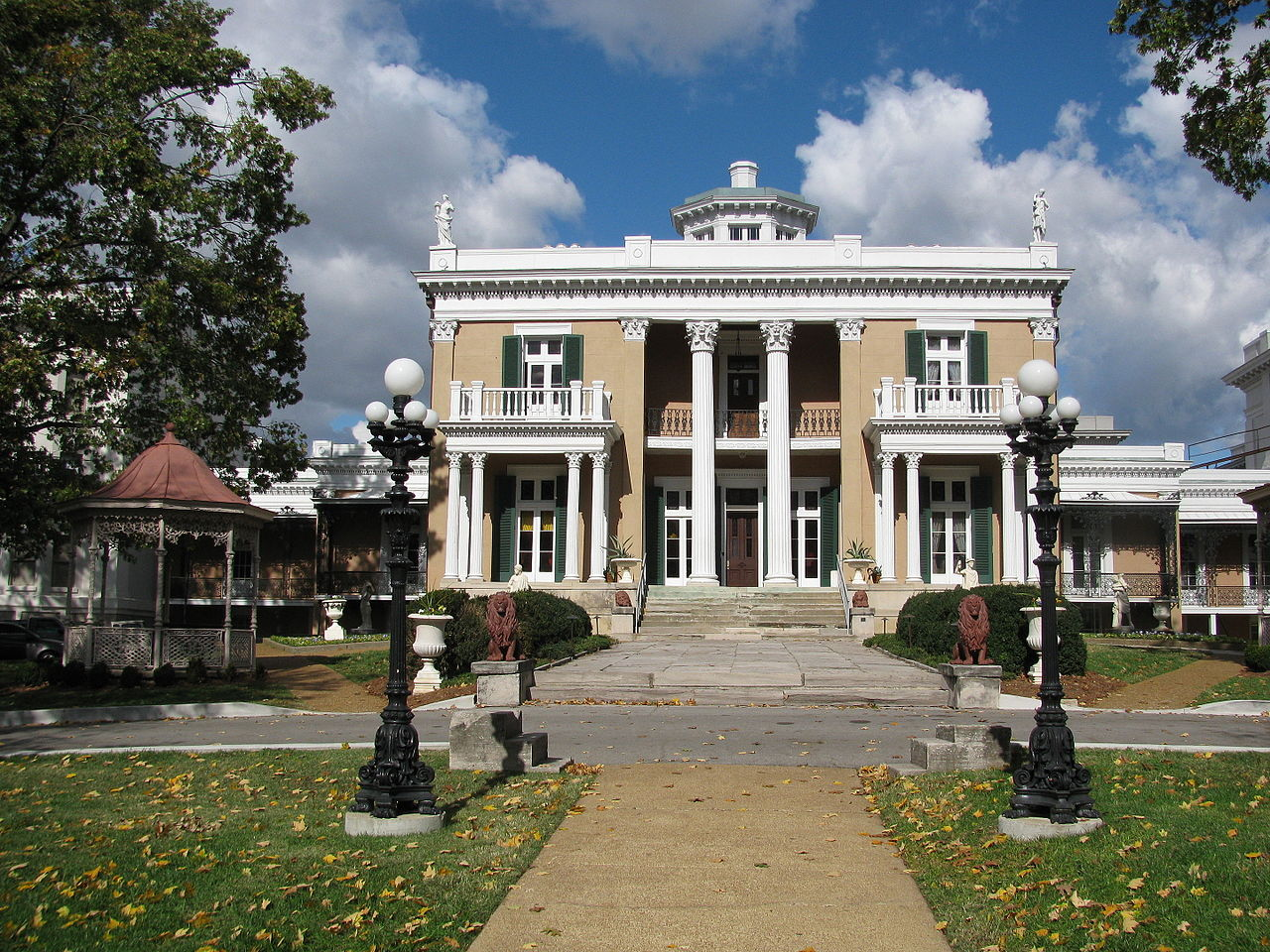 Nice Place to Visit In Nashville-Belmont Mansion