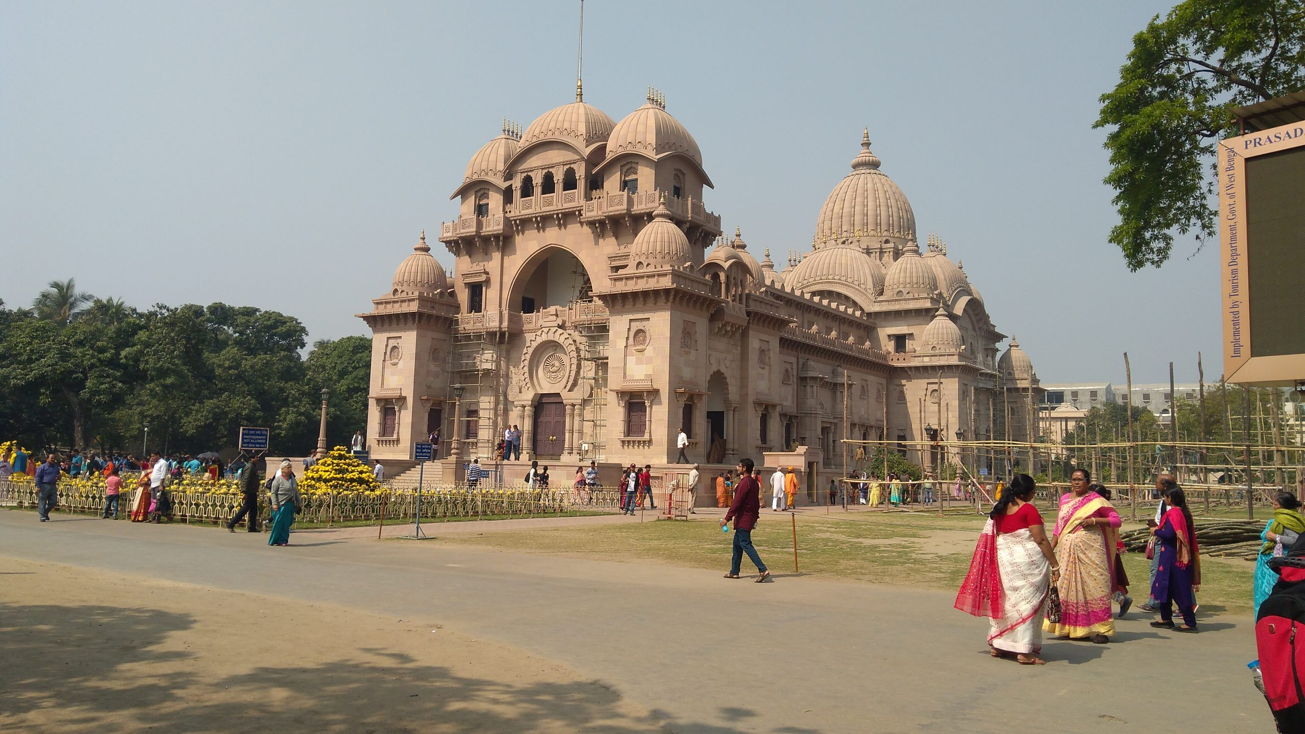 Belur Math - Best Places In Kolkata For Every First-Time Traveler