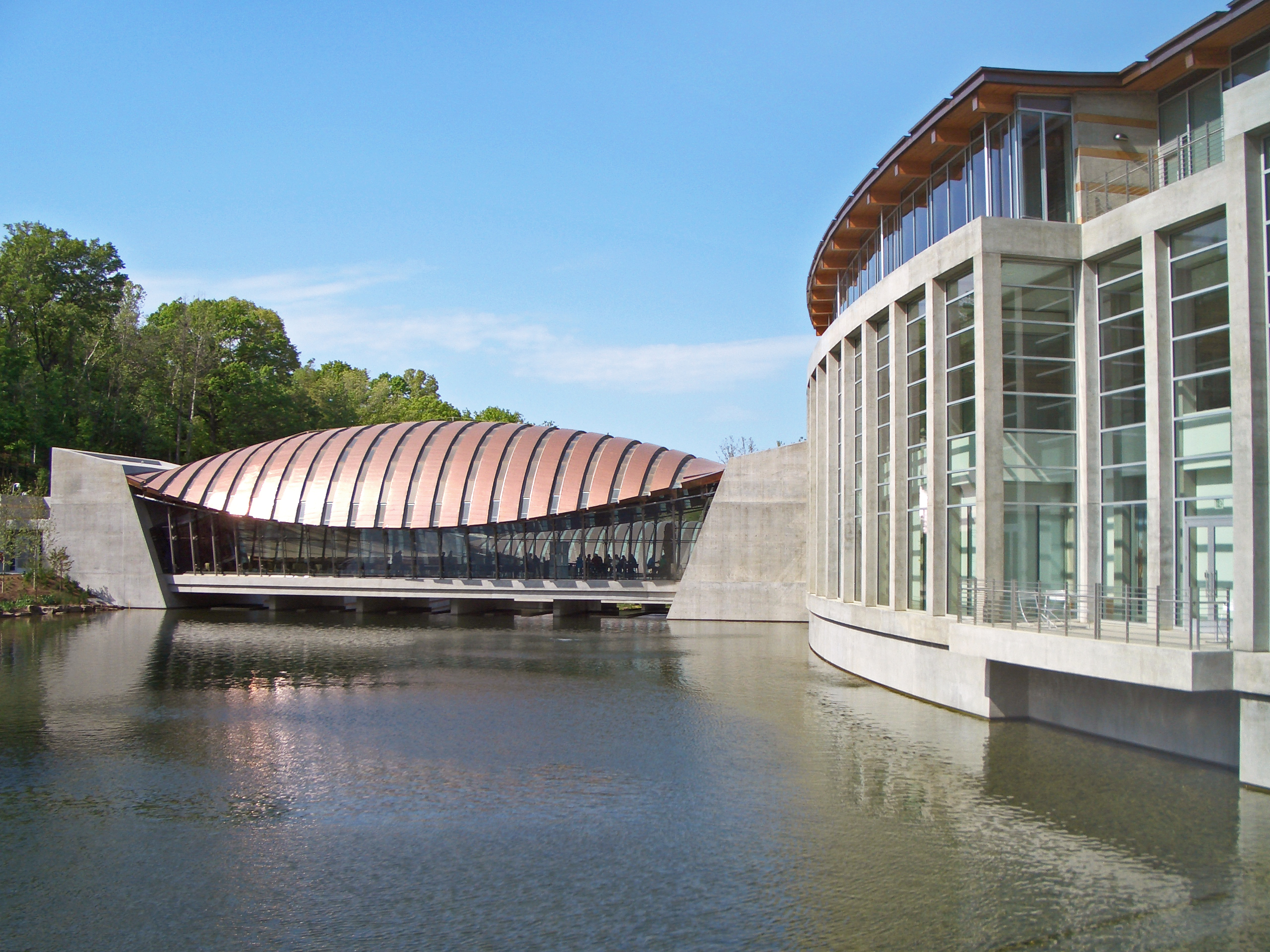 Best Place In Arkansas-Bentonville, Crystal Bridges Museum of American Art