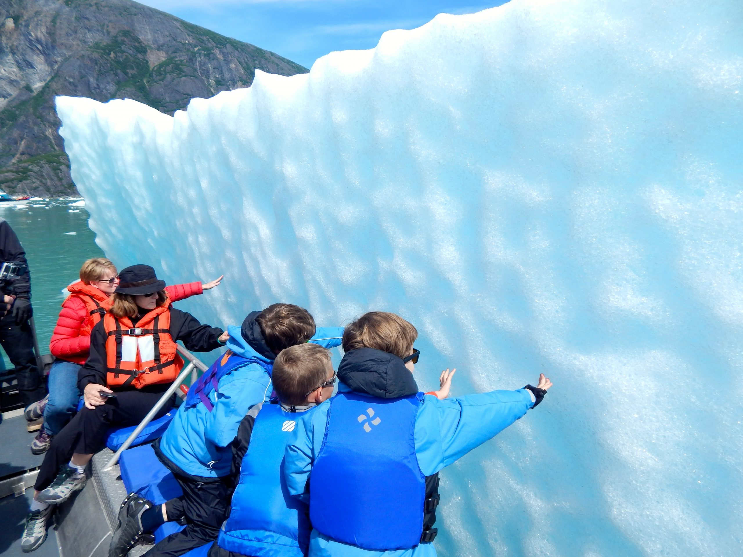 Best for Multi-Aged Groups - The Best Alaskan Cruise