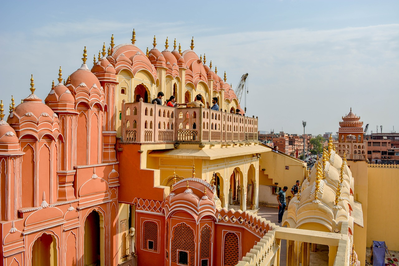 Best Time to Visit the Hawa Mahal, Jaipur