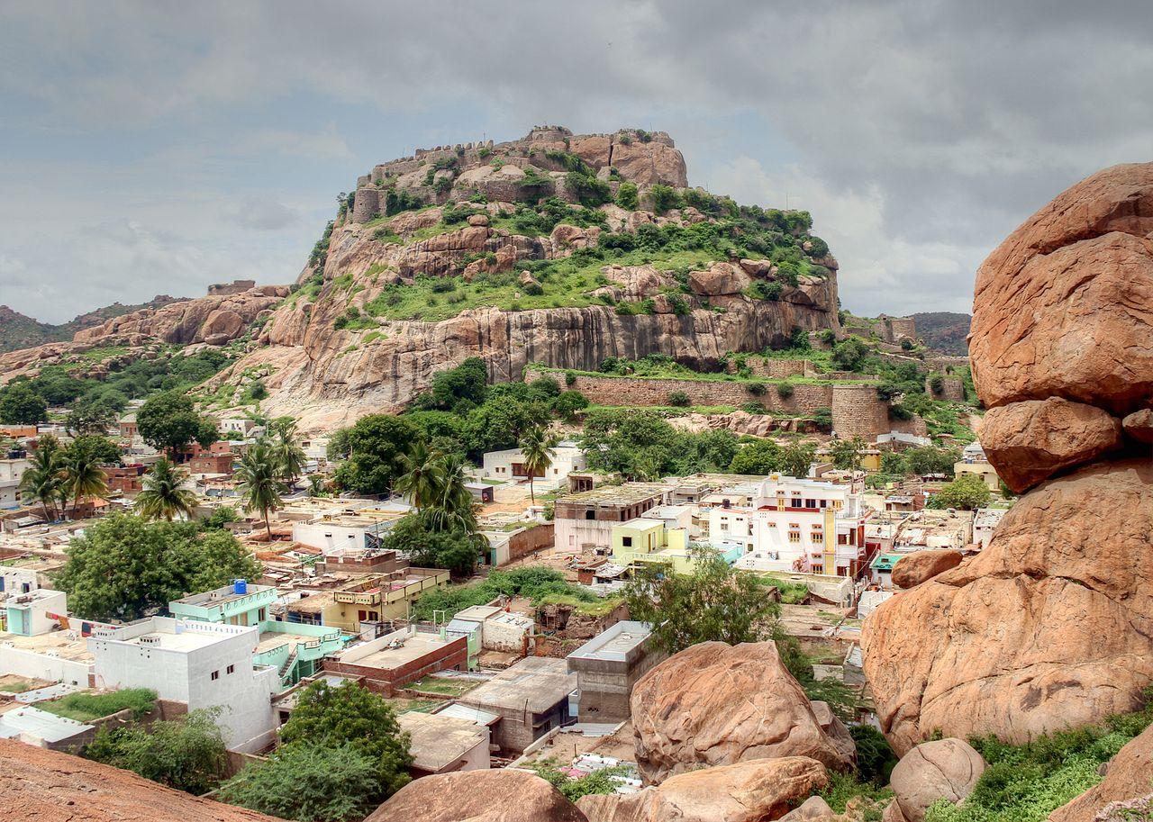 Best Time To Visit The Koppal Fort, Koppal District, Karnataka
