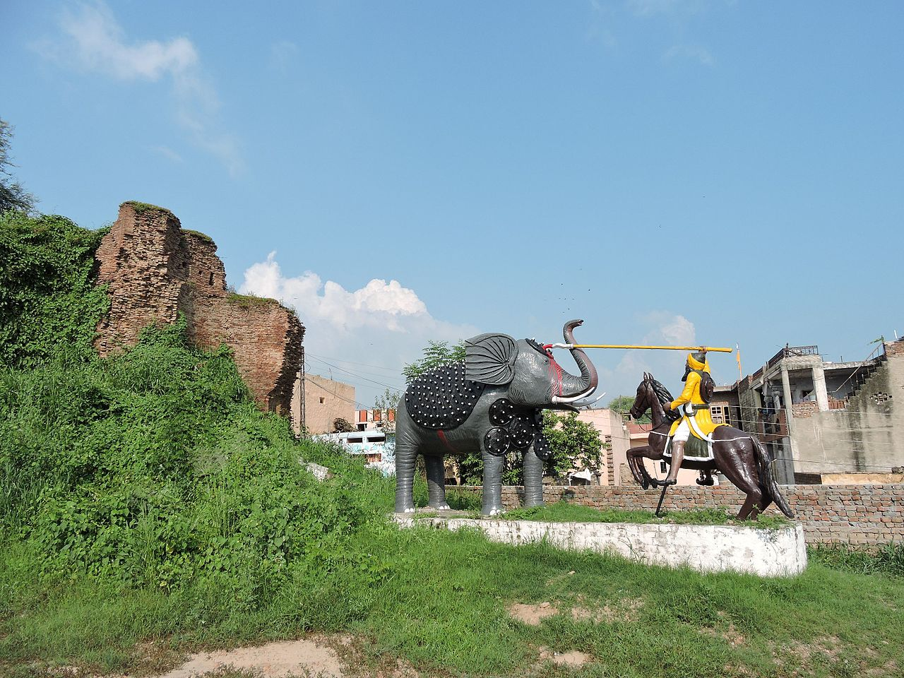 Best Time To Visit The Nagara Fort