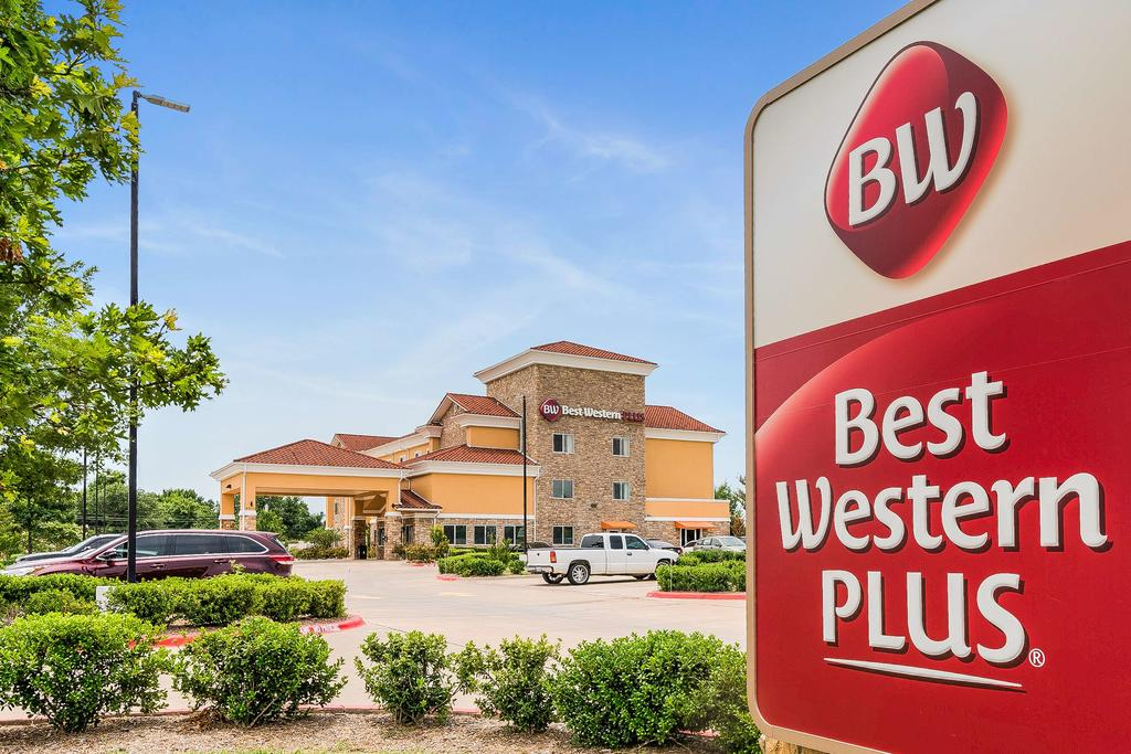 Best Western Plus Wylie Inn - Addison Galleria-Budget Hotels in Dallas