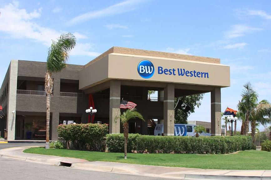 Nice Stay Option in Yuma-Best Western Yuma Mall Hotel and Suites
