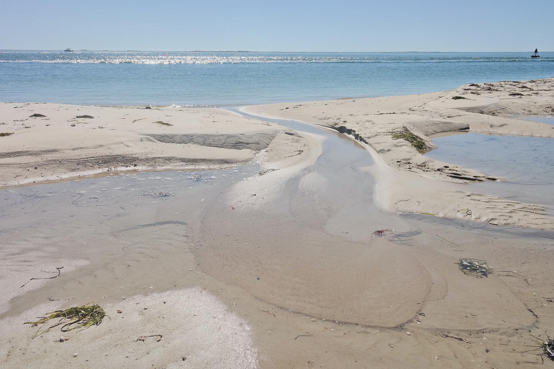 Bet Dwarka Beach In Gujarat