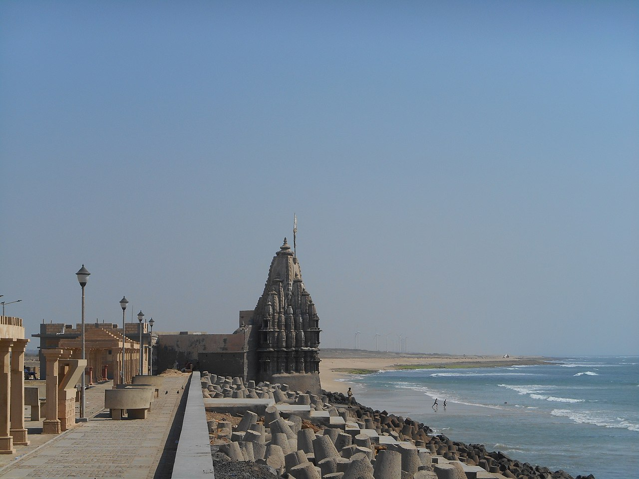 Visit Bet Dwarka Beach : One Of The Few Beaches That Give The Island Experience, Right Here In Gujarat (2020)