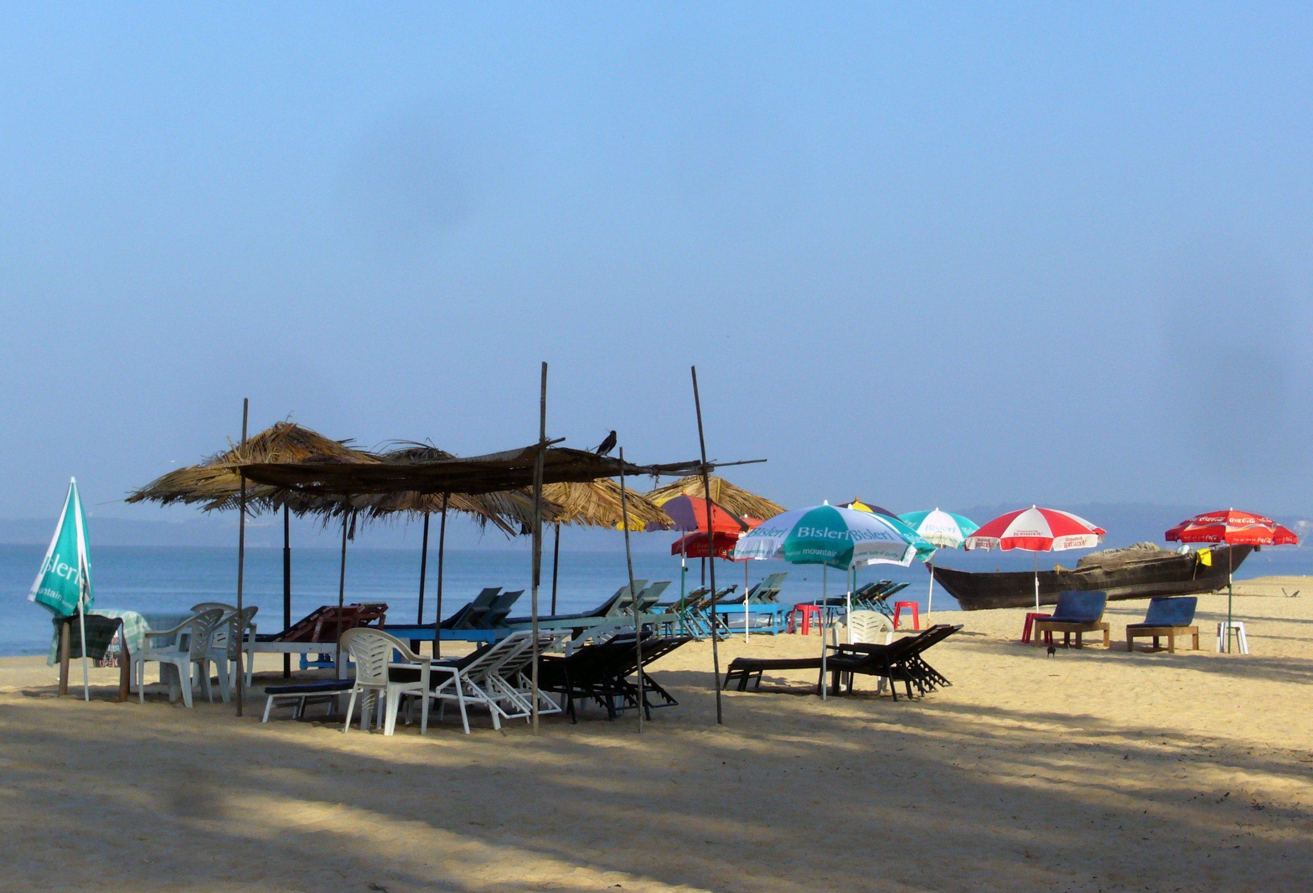 Betalbatim Beach - Best Beache in South Goa