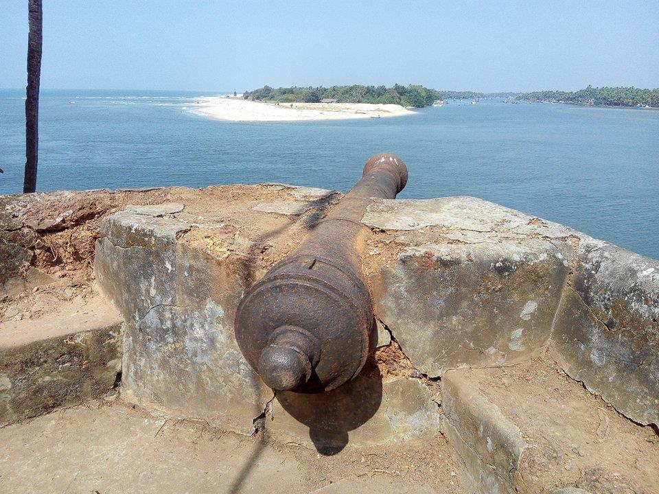 Must-Visit Fort in South Goa-Betul Fort