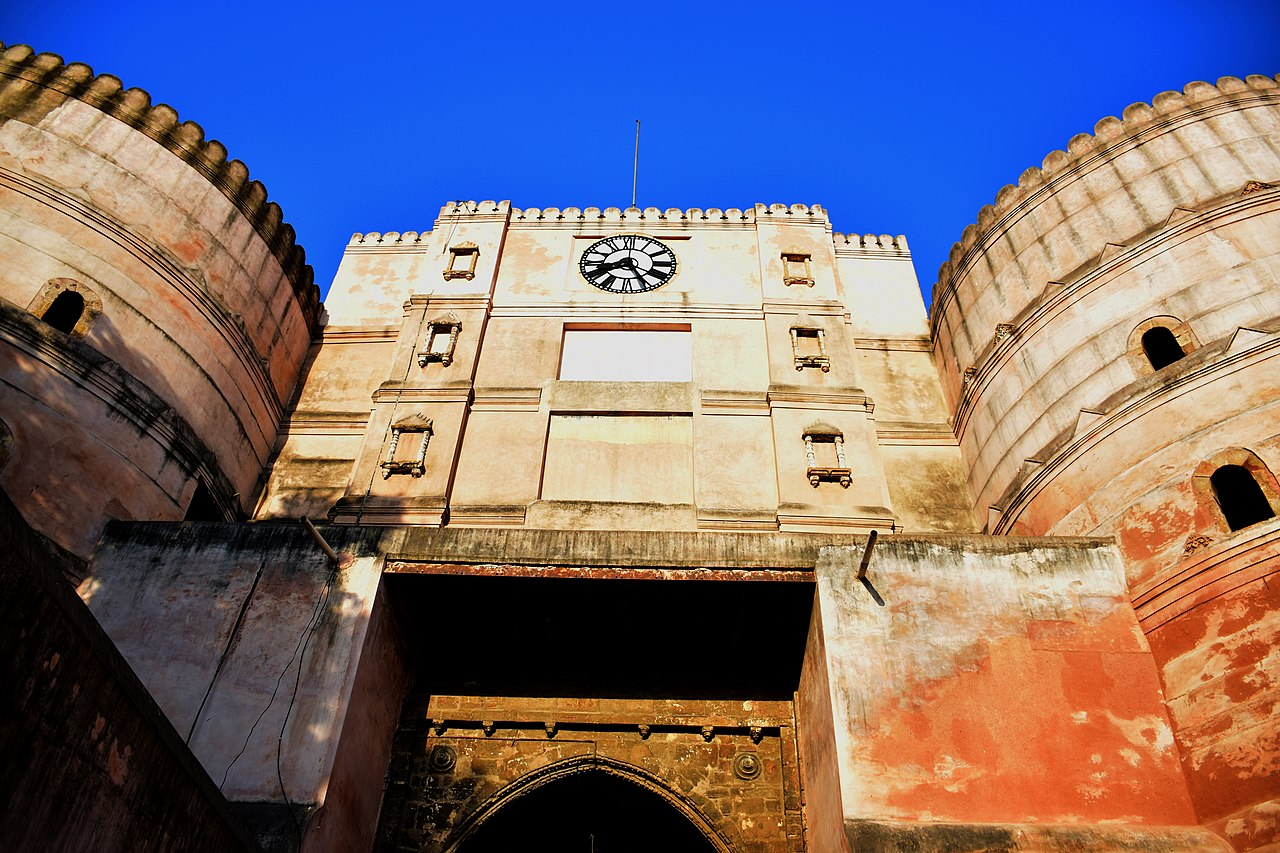 Bhadra fort - Visit Ahmedabad-the first heritage city of india
