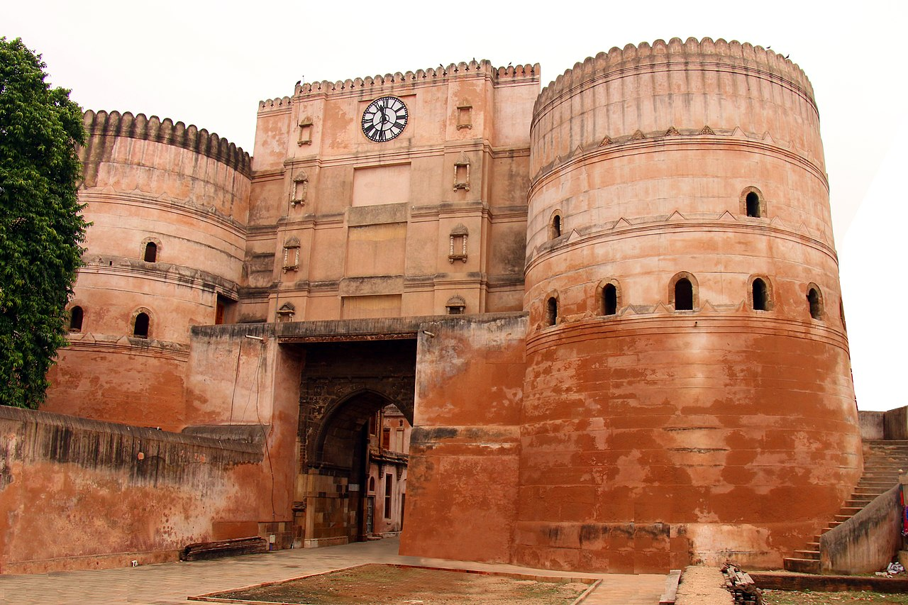Bhadra Fort - A Popular Tourist Area in Ahmedabad, Gujarat