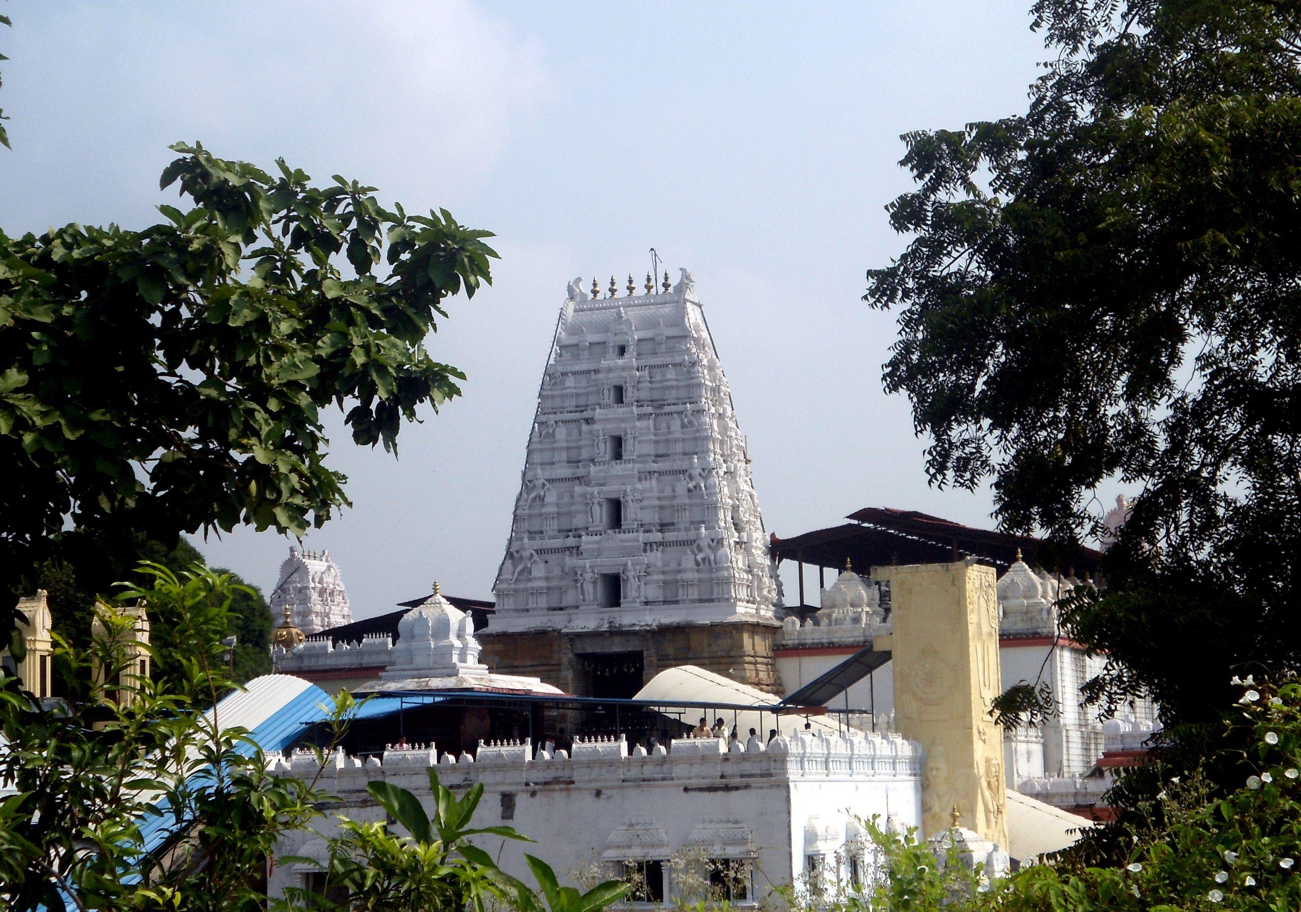 Temple in Telangana-Bhadrachalam Temple