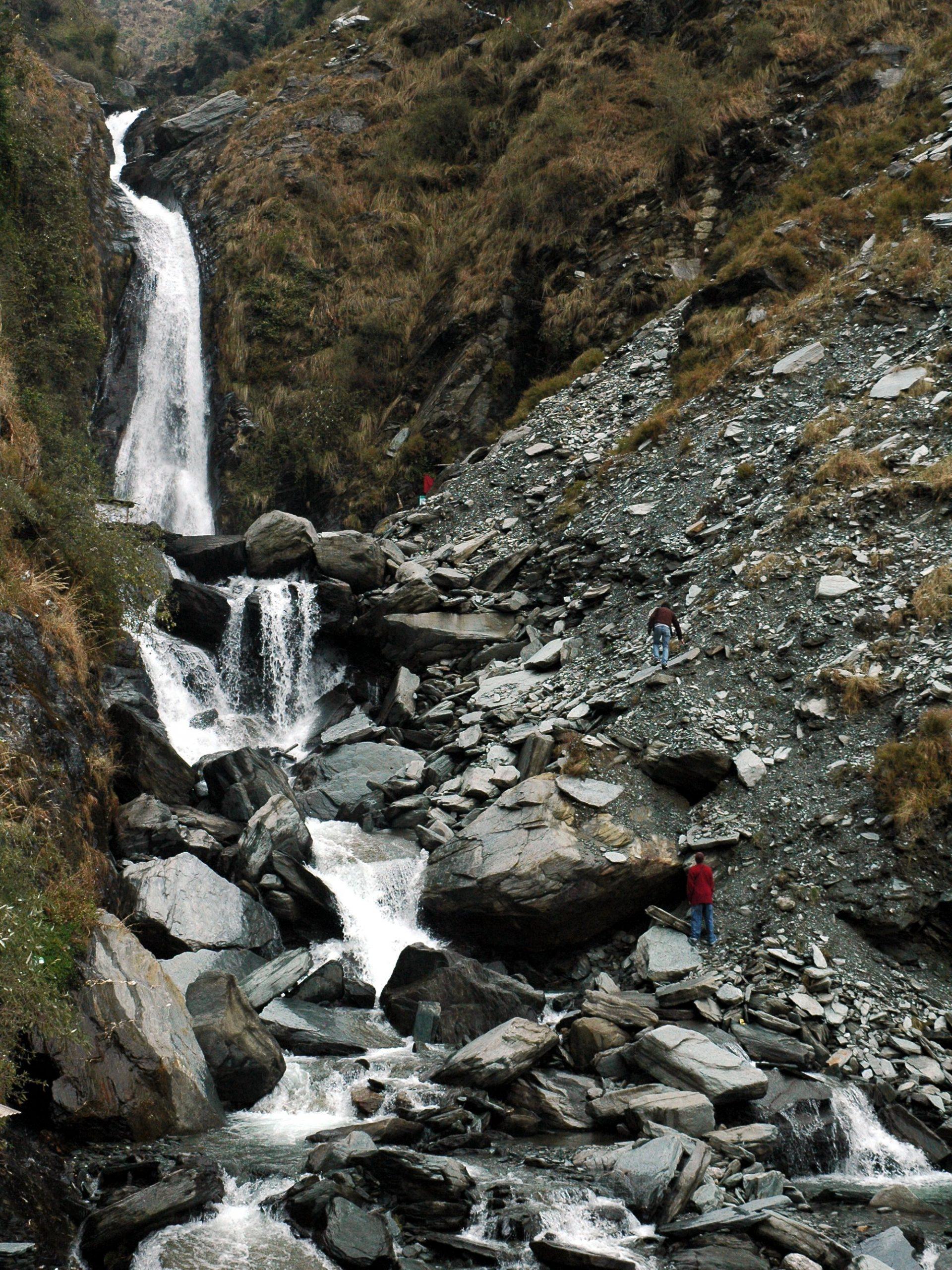 Must-Visit Place in Dharamshala and McLeodganj - Bhagsunag Waterfall