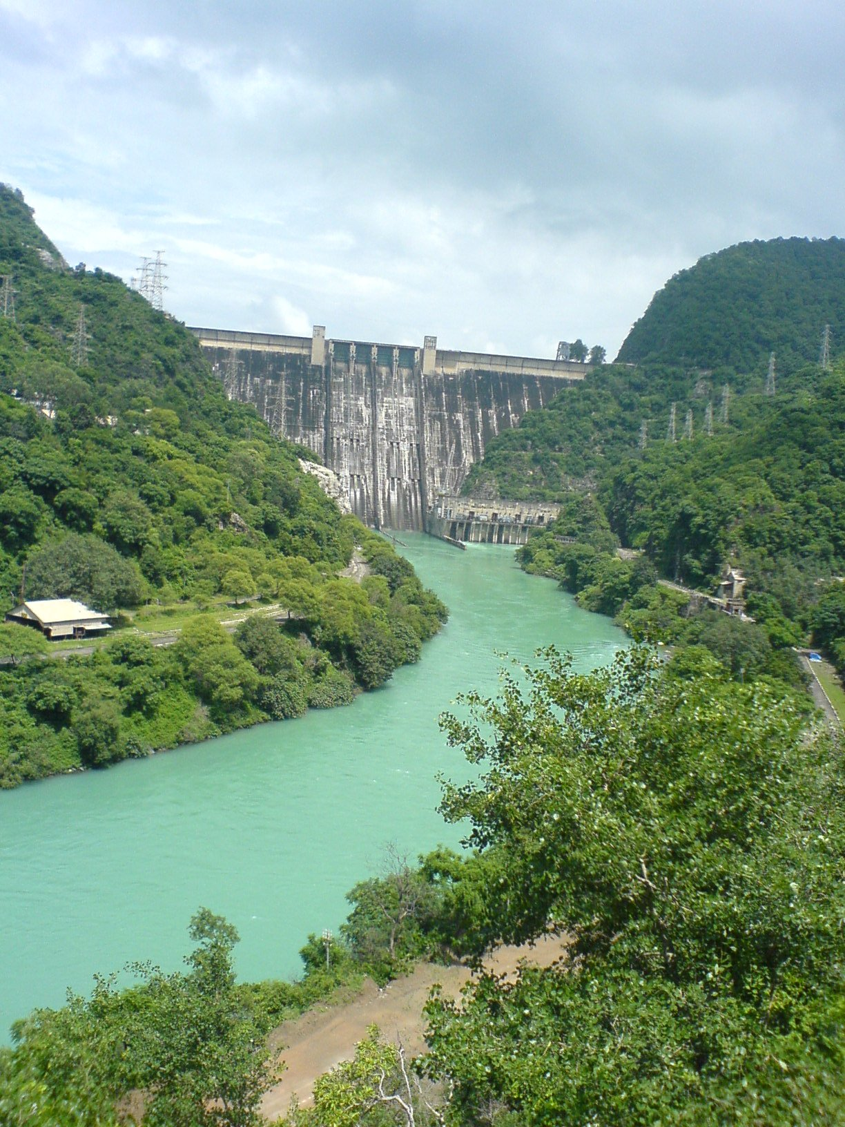 Attraction Place in Mohali-Bhakra-Nangal Dam