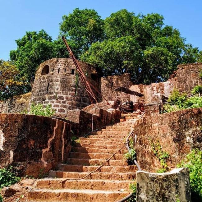Bharatgad Fort