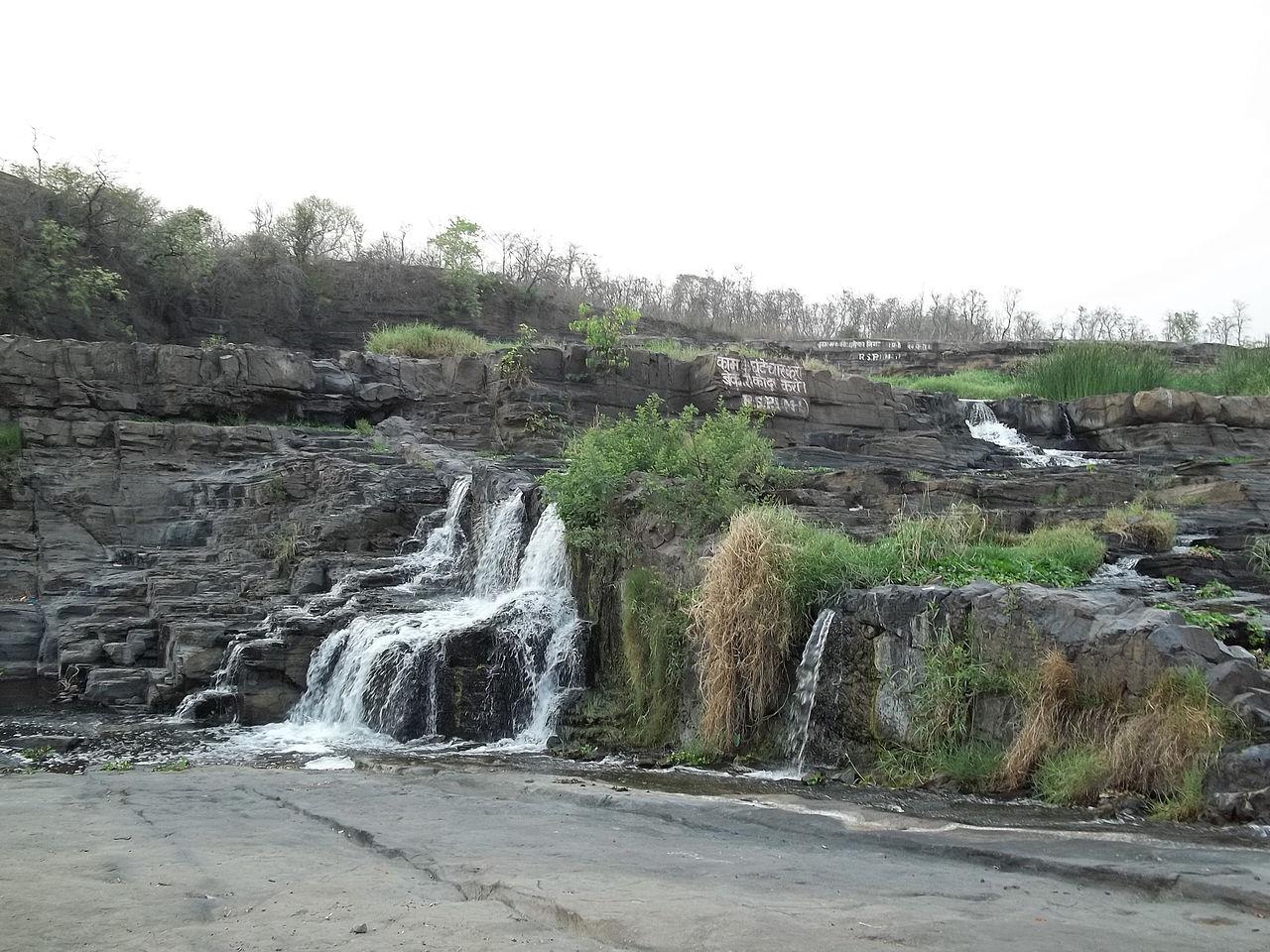 Beautiful Place in Dhanbad-Bhatinda Falls
