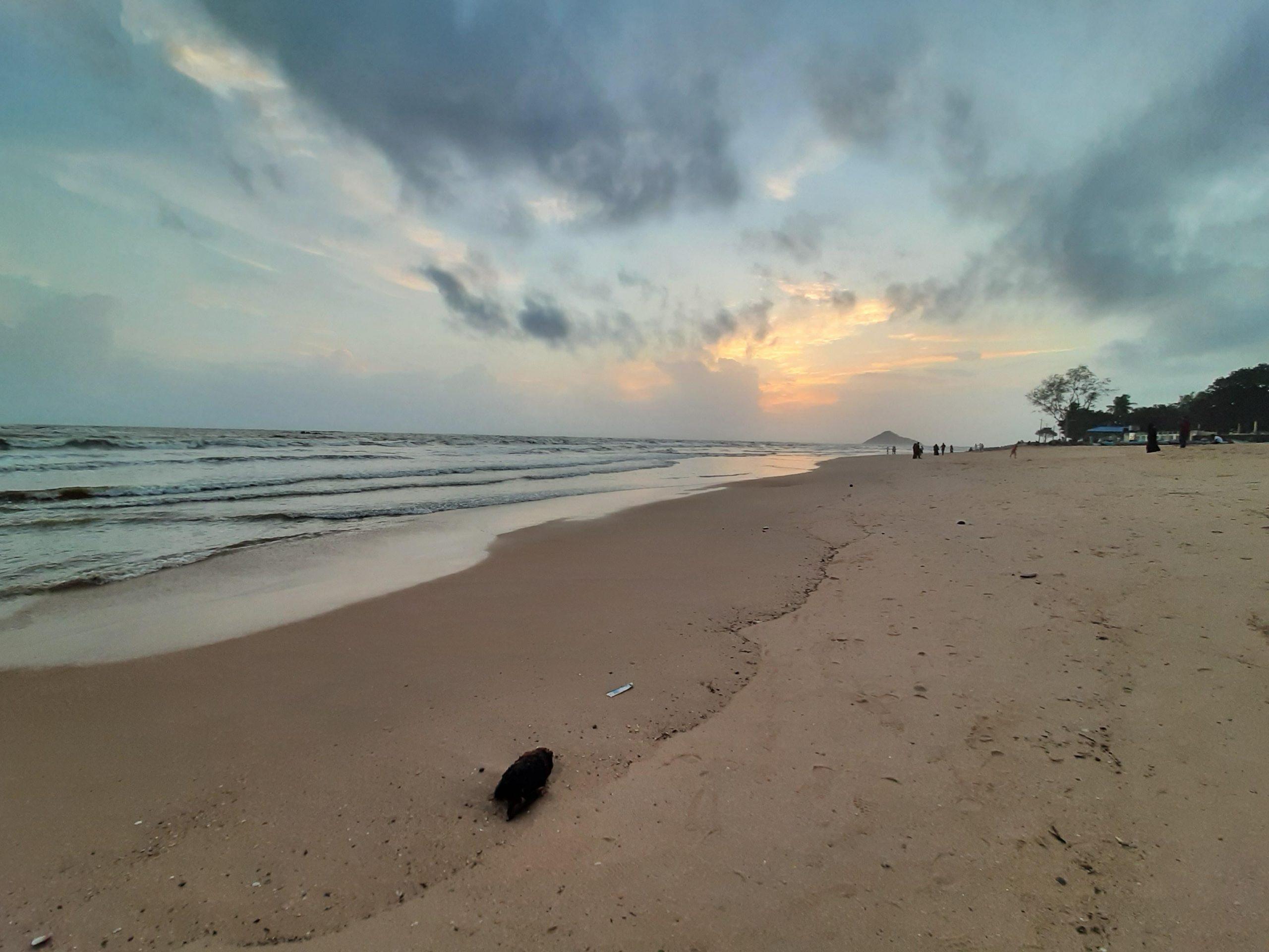 Jali Beach in Bhatkal, Karnataka