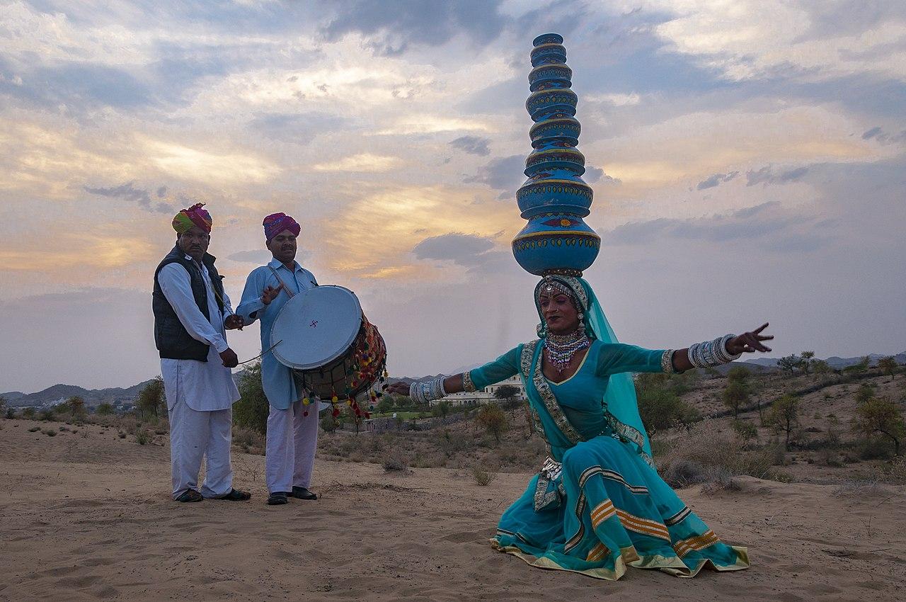 Bhavai Folk Dance - Top Folk Dance Of Rajasthan
