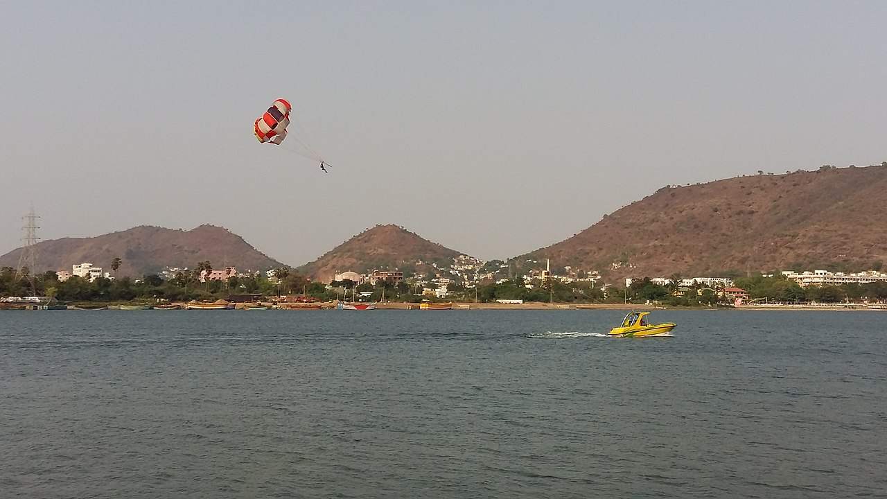 Incredible Place To Visit In Vijayawada-Bhavani Island
