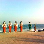 Bheemili Beach- A Wonderful Weekend Getaway Near Visakhapatnam