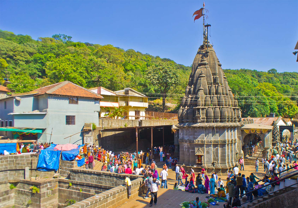 Bhimashankar Temple - One of 12 Jyothirlingas in Khed Taluka, Pune