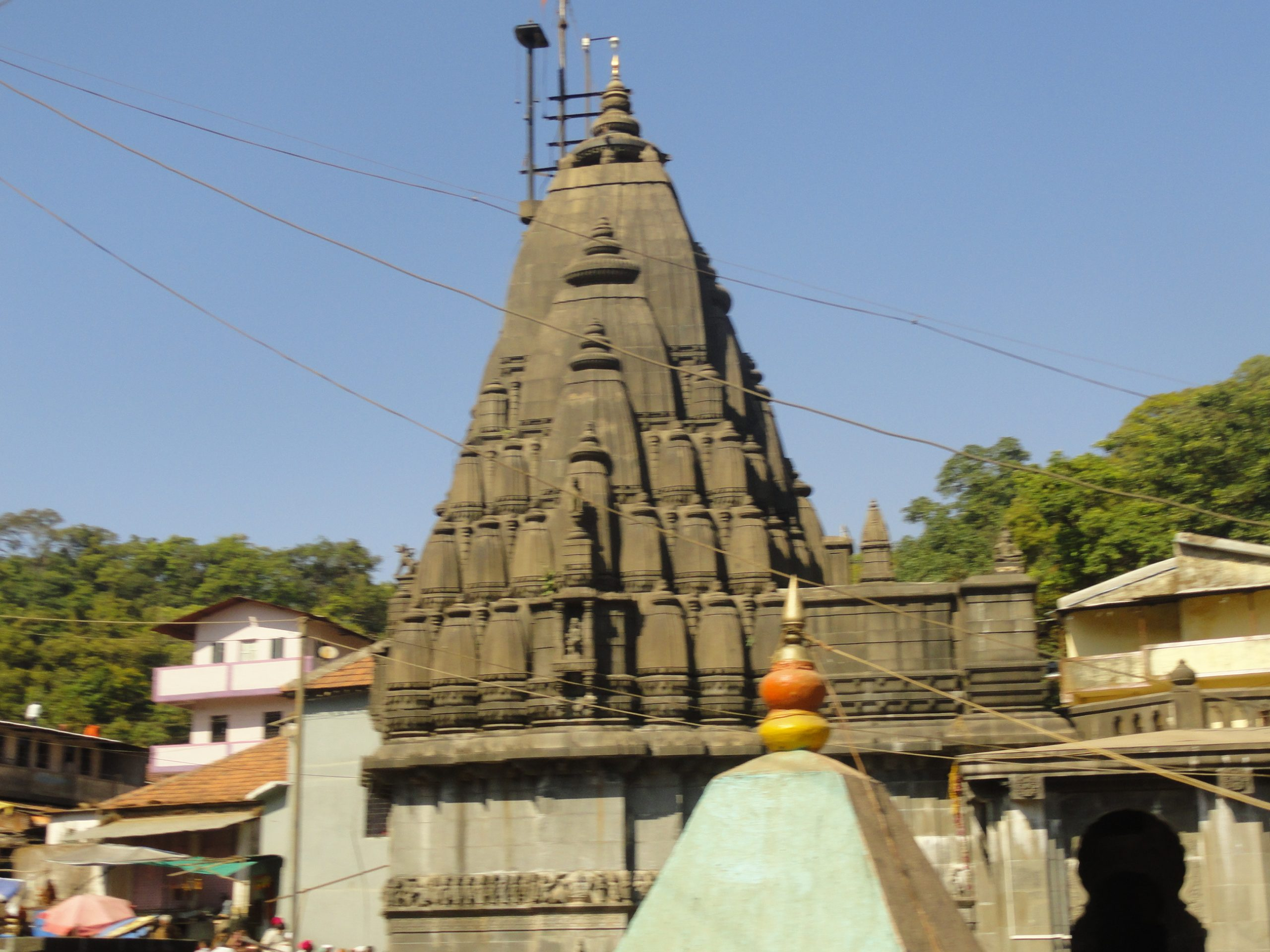 Amazing Temple to Visit in Pune-Bhimashanker Temple