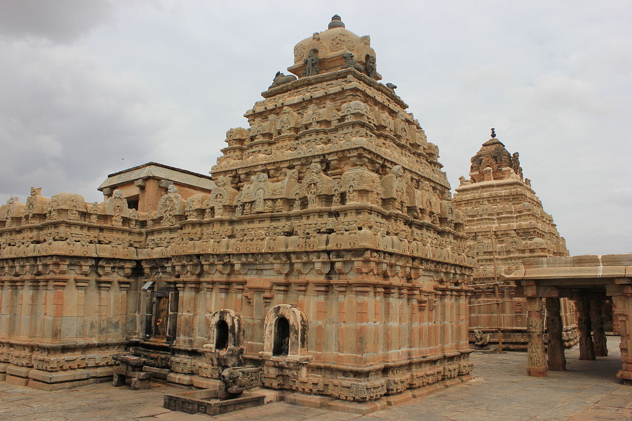 Best Site To Visit in Nandi Hills, Chikkaballapur-Bhoga Nandeeshwara Temple