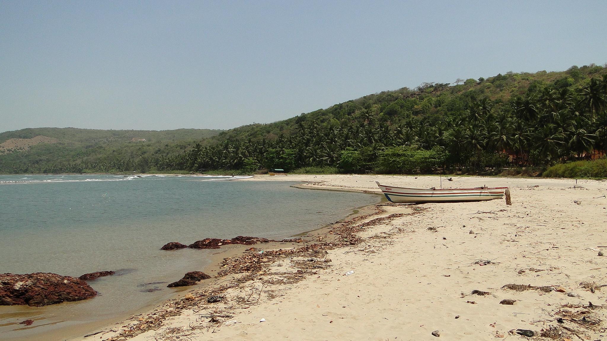 Best Bhogwe Beach in the Konkan Coast of Maharashtra