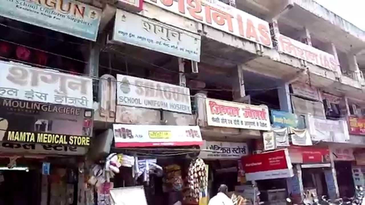 Bhootnath Market Best Place to Shop In Lucknow