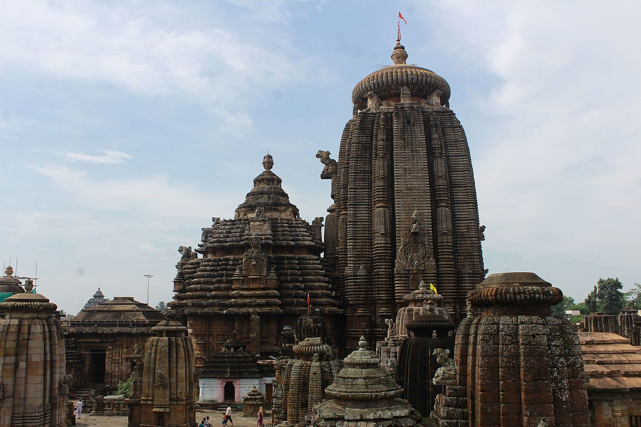 Nice Place Within Puri-Bhubaneswar, Lingaraj temple