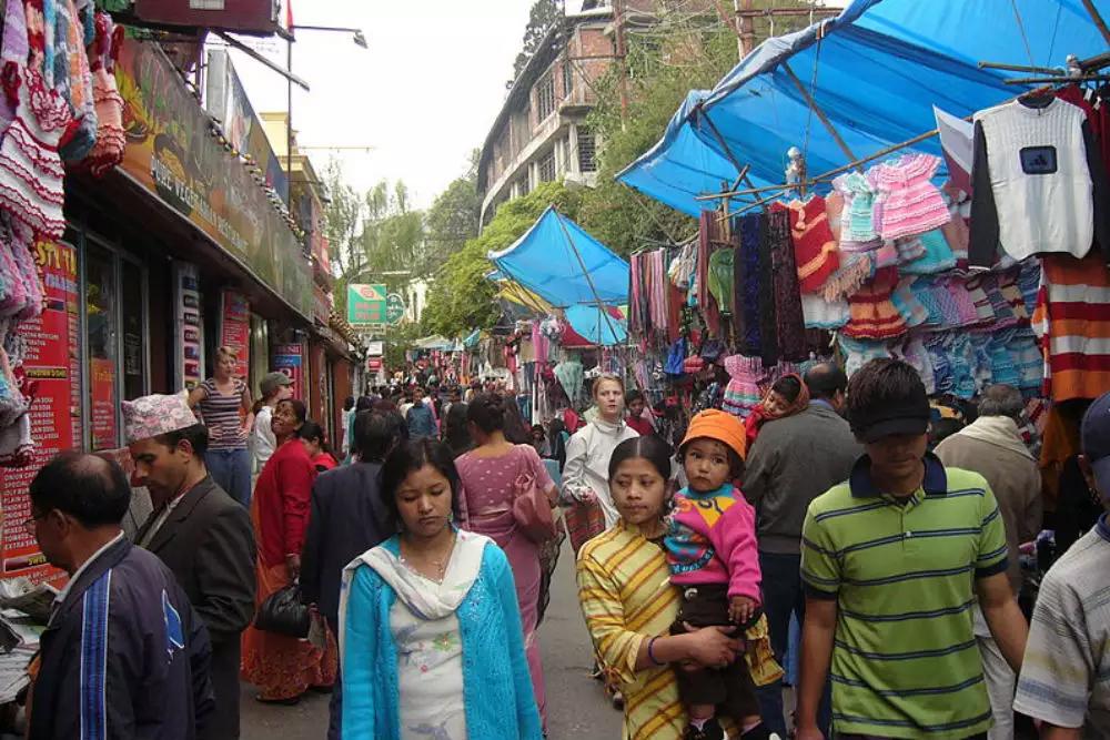 Bhutia Market - Best Shopping Destination in Darjeeling to Self-Indulge