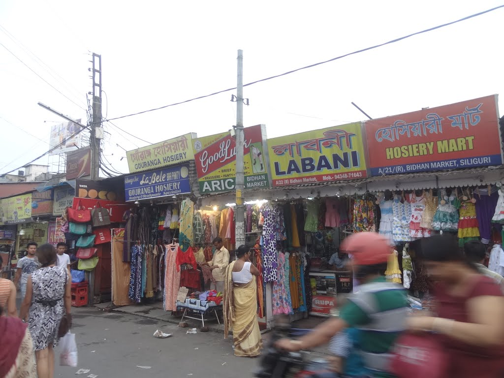 Amazing Shopping Place In Siliguri Which Are A Paradise For Shoppers - Bidhan Market