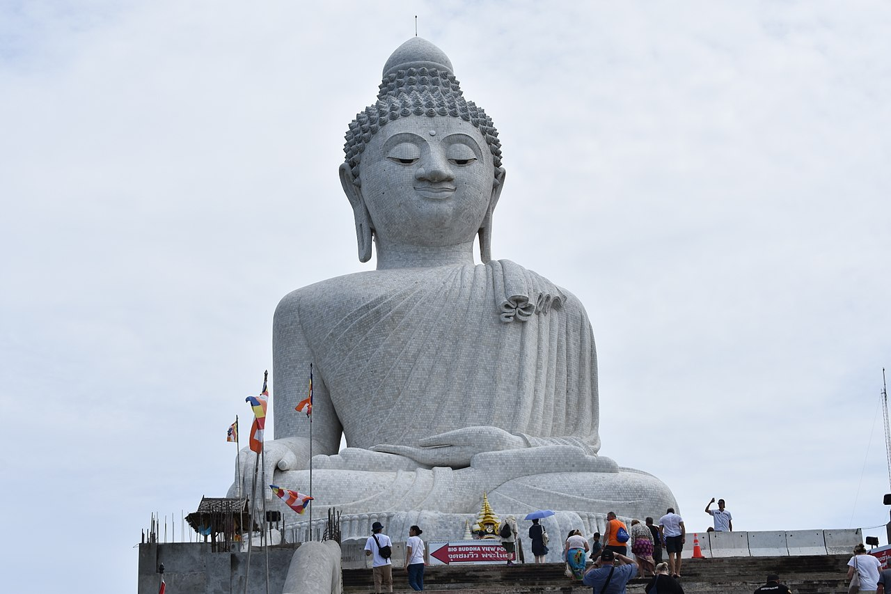 Big Buddha - Insta Worthy PlaceThat You Should Visit in Pattaya