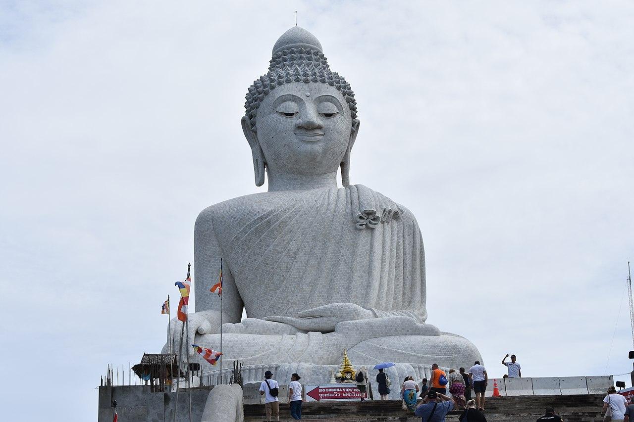 Big Buddha - Insta Worthy PlaceThat You Should Visit in Pattaya