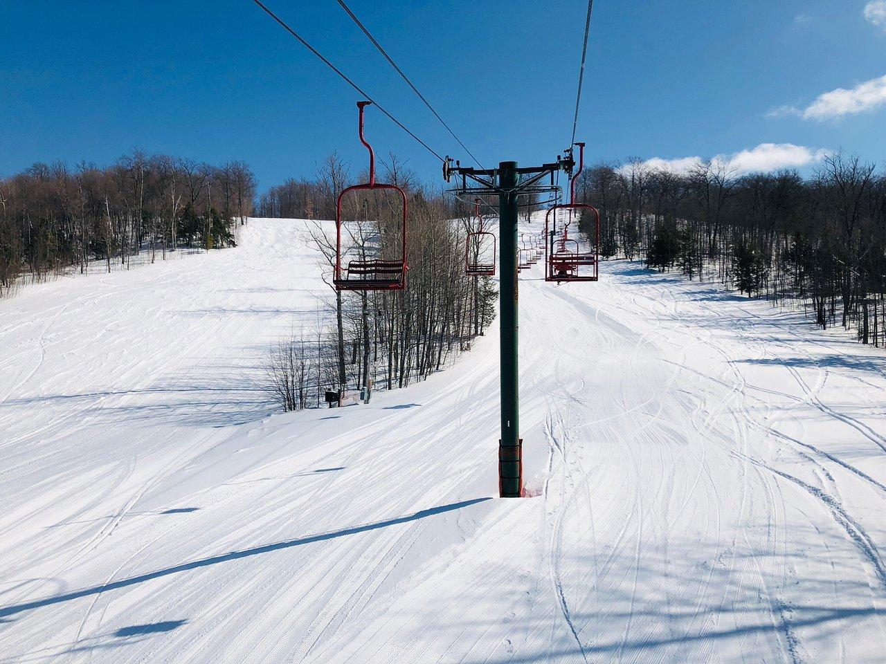 Popular Ski-Resort in Michigan-Big Snow Resort