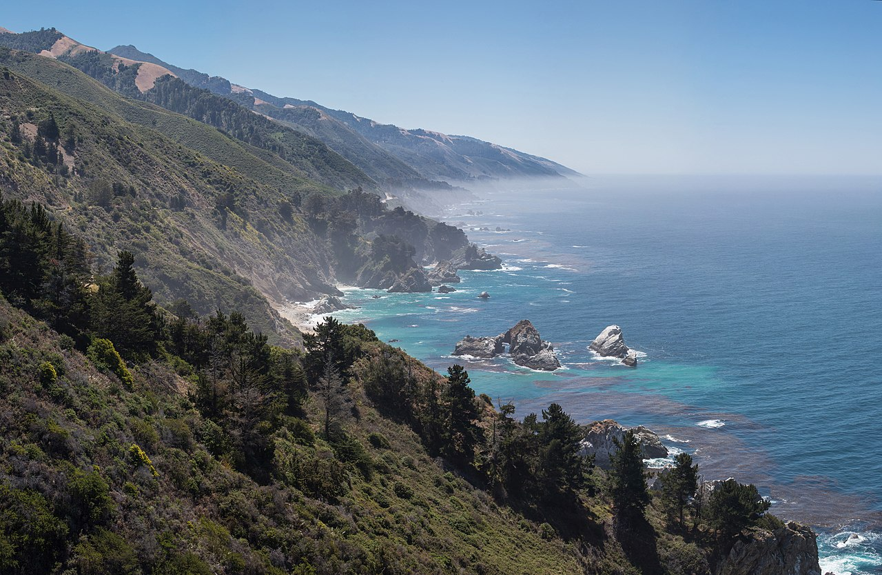 Incredible Place To Visit In California-Big Sur