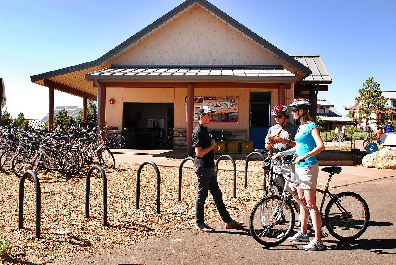 Some Of The Things To Do In And Around The Grand Canyon-Biking