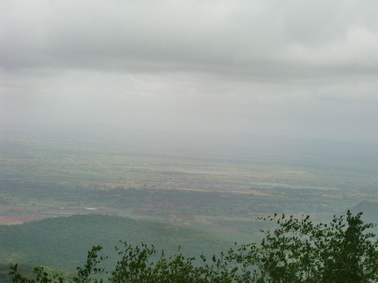 Attraction Hill Station in Karnataka-Bilgiri Hills