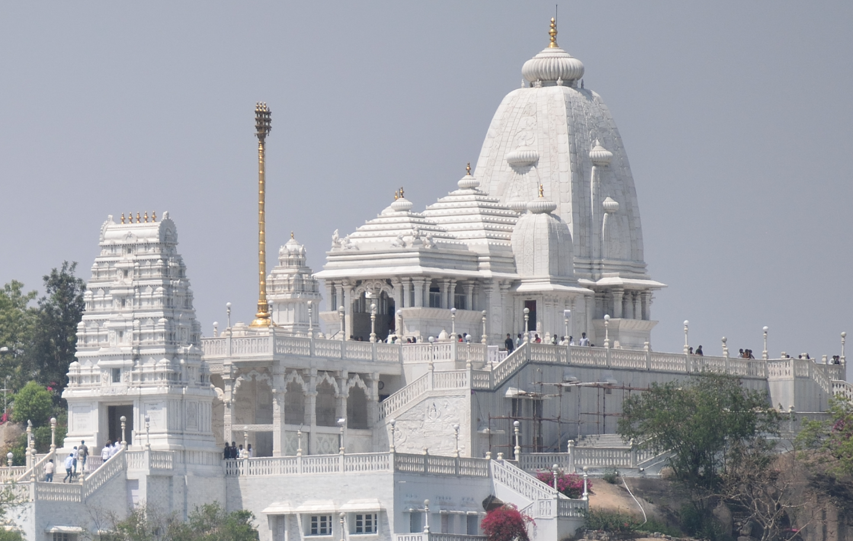 Birla Mandir - Find Solace At This Temple in Telangana