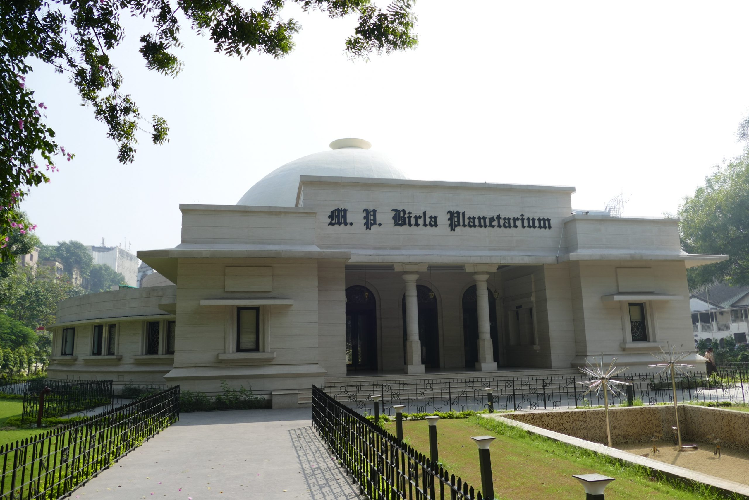Birla Planetarium - Best Places In Kolkata For Every First-Time Traveler