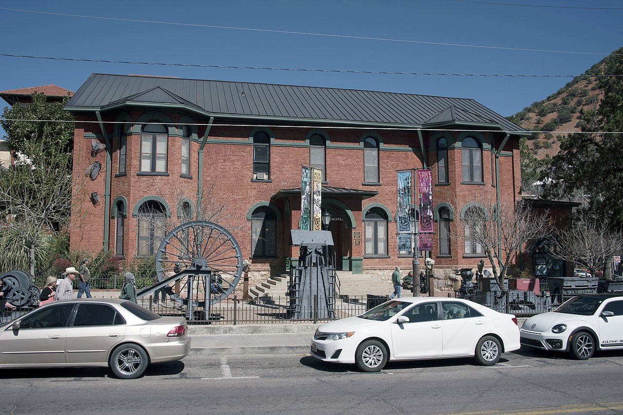 Bisbee Mining and Historical Museum - Place to Visit in Bisbee