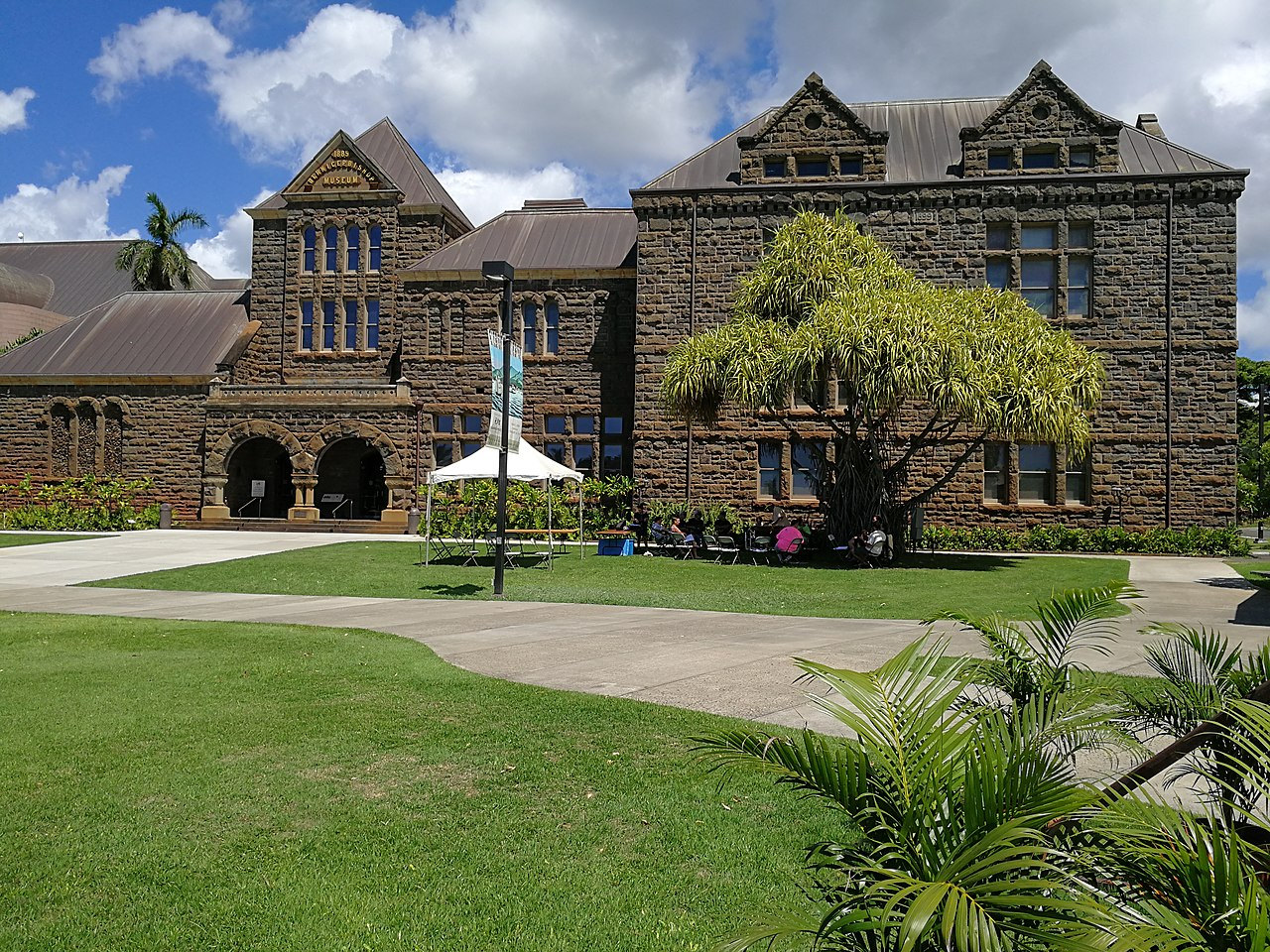 Bishop Museum - Best Place to Visit and Things to Do in Honolulu in Hawaii