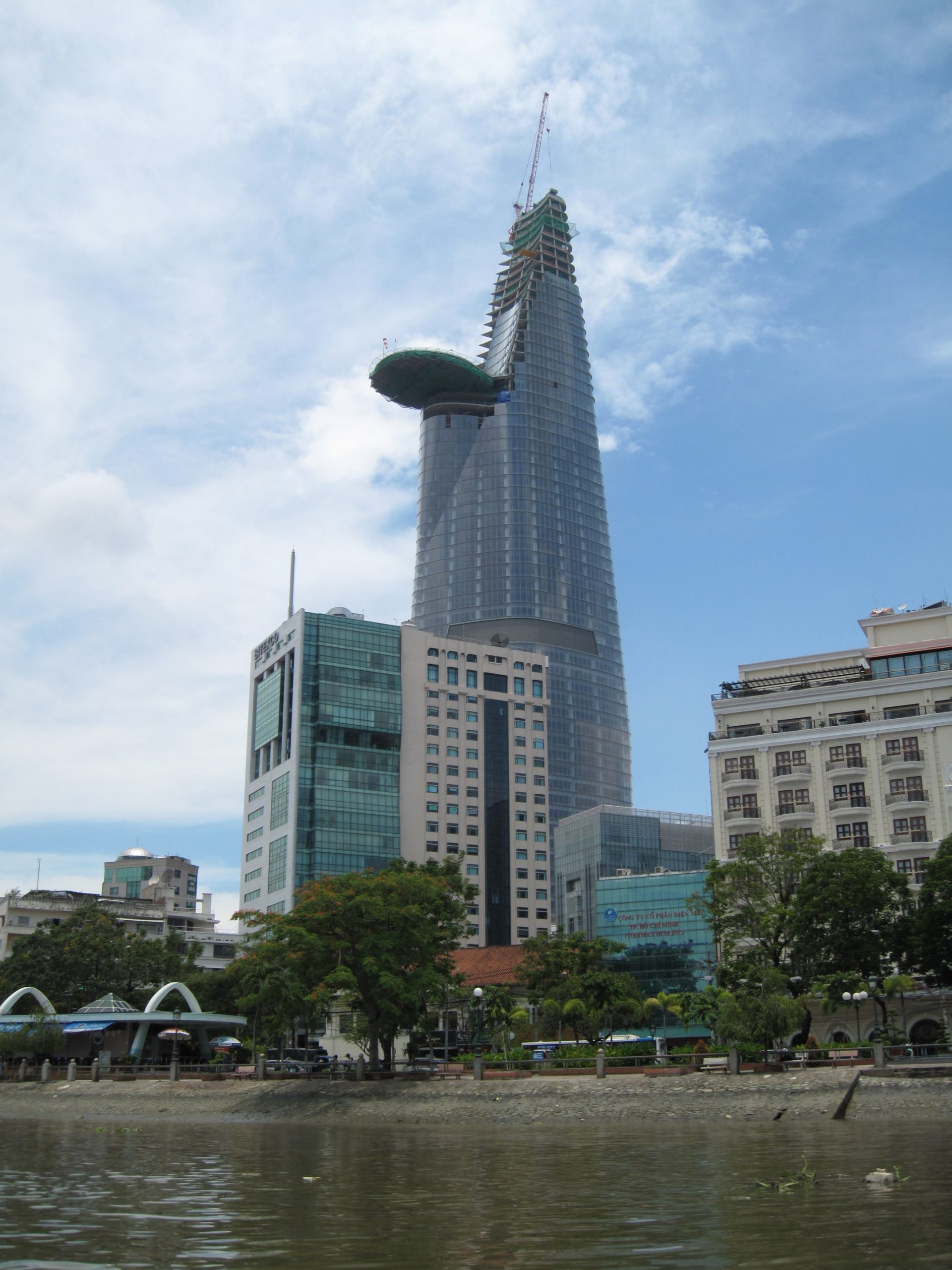 Bitexco Financial Tower-Best Place in Ho Chi Minh City