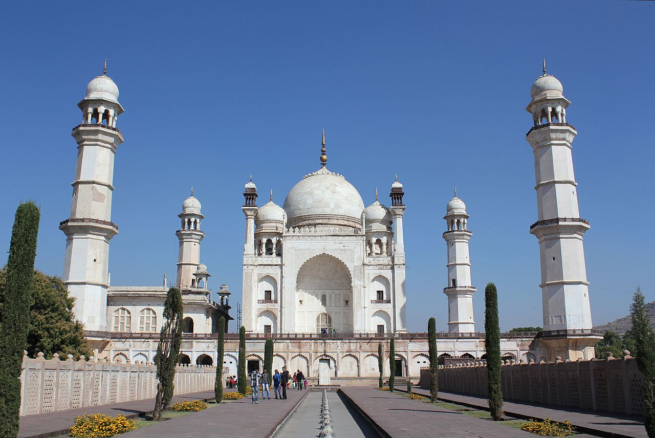 Bibi Ka Maqbara Travel Guide: The Taj of the Deccan in Aurangabad, Maharashtra