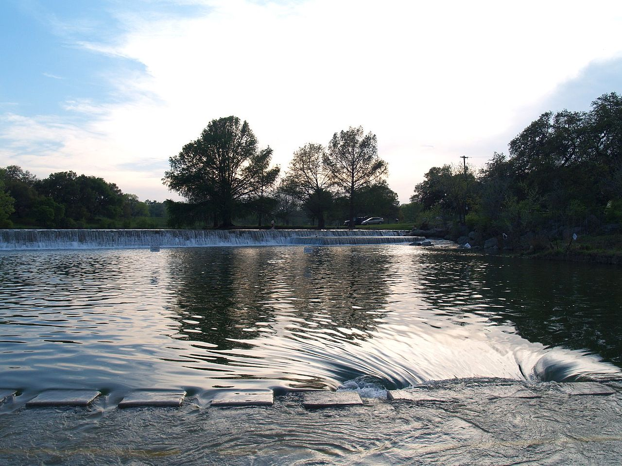 Best Natural Swimming Location In San Antonio City-Blanco State Park