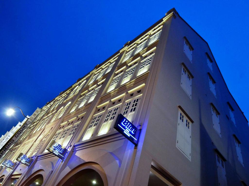 Top Mid-Range Hotel in Singapore-Bliss Hotel Singapore