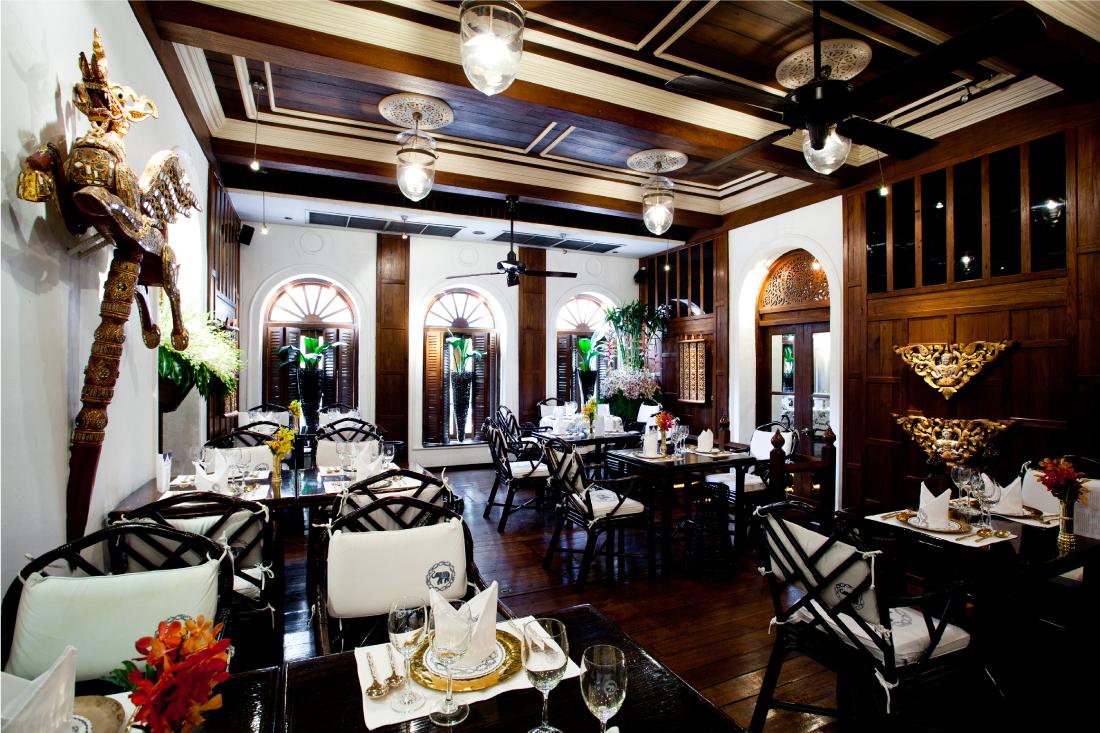 Blue Elephant - Amazing Restaurant to Sample Delicious Dishes in Bangkok