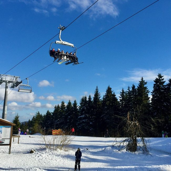 Put your energy into Snow adventures