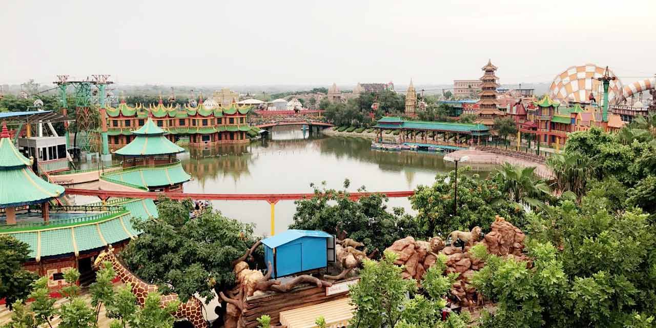 Must-Visit Sight-Seeing Destinations in Kanpur-Blue World Theme Park
