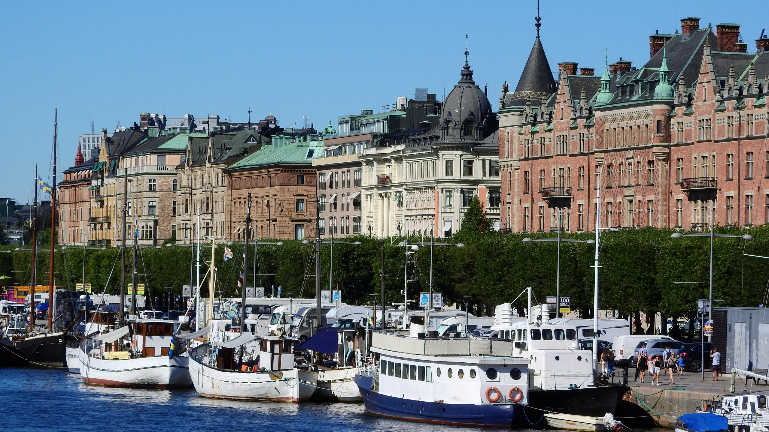 Place to Visit in Sweden - Boat Tour